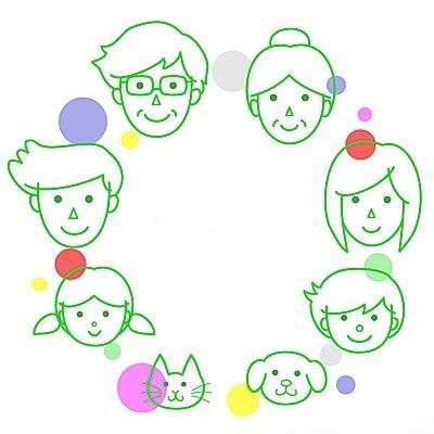 Worksheet. Como usar el Crculo Familiar en el Estudio de la Familia  Familia
