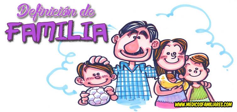 Definición De Familia Familia